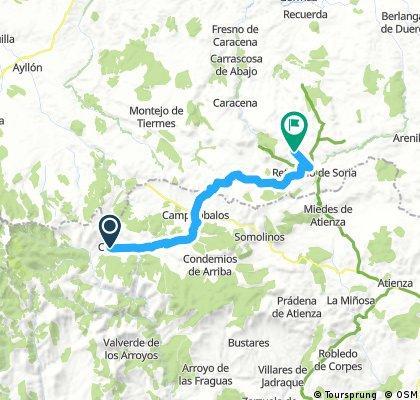 D0330 Cantalojas - Retortillo de Soria