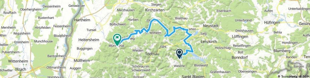 Rennrad-Marathon 2018 Teil VI