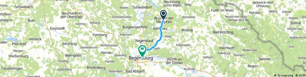 Bruck-Regensburg