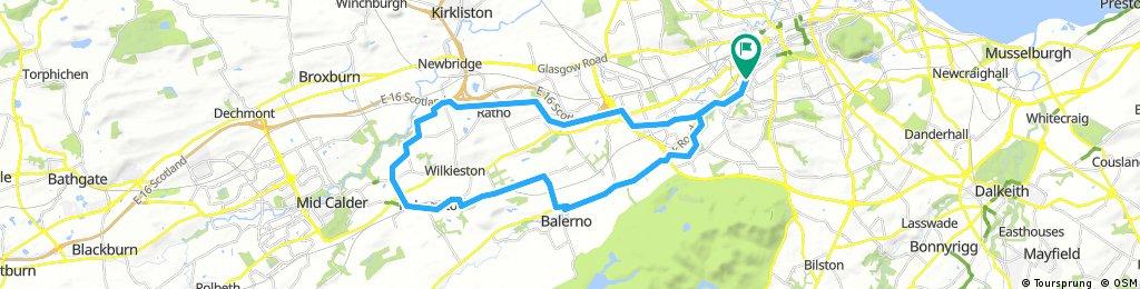 training ride +1hr error on ride duration