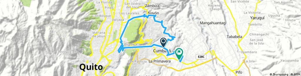 Camino De Orellana Nayon
