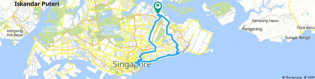 khai debut route
