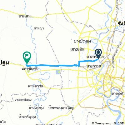 Rama V Bridge - Nang Hoi Ka@nakornchaisri