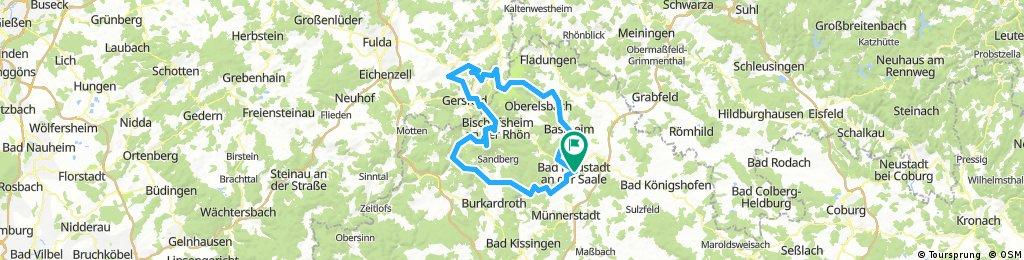 Rhön: Mit Wasserkuppe und Kreuzberg