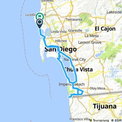 Bay and Border cruise