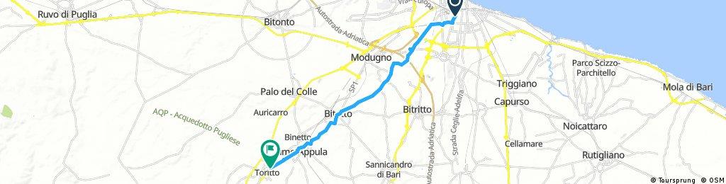 Bari-Toritto