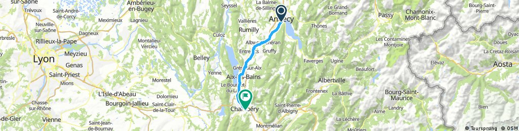 A 30-04-ANNECY/CHAMBÈRY 5O KM