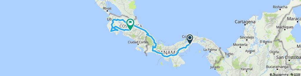 Panama-San Jose