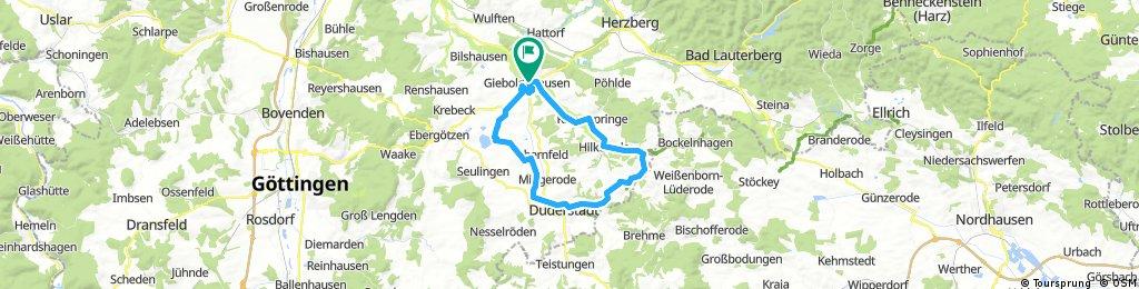Eichsfeld RTF Route 1