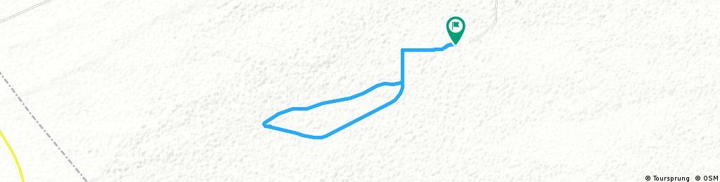 20 km loop