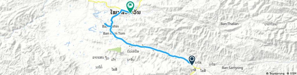 J42 - Jeudi 15 février 2018 – Muang Khoun - Phonsavanh