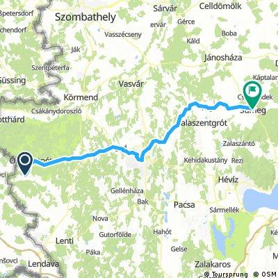 Crh cyklo tour 2018-2nd day