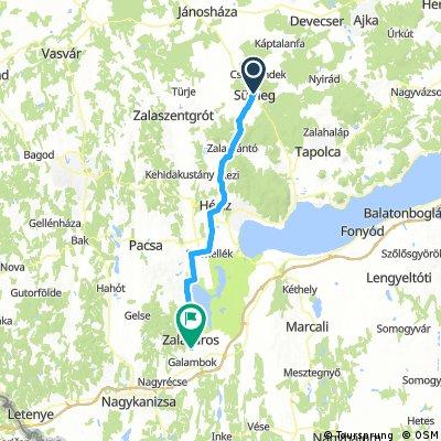 Crh cyklo tour 2018-3nd day