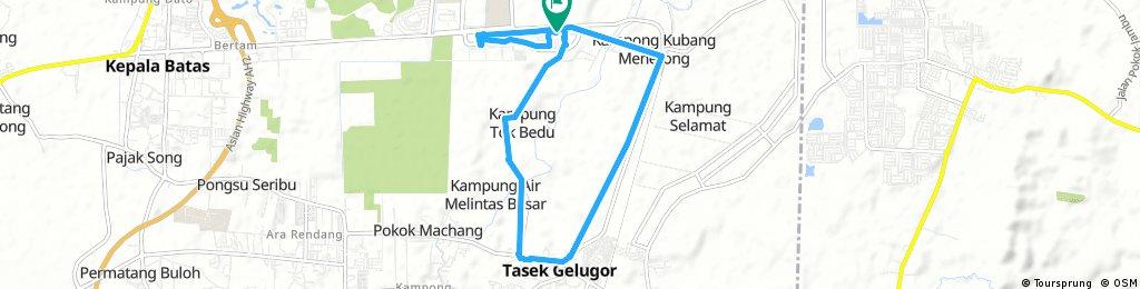 Morning Ride 160218