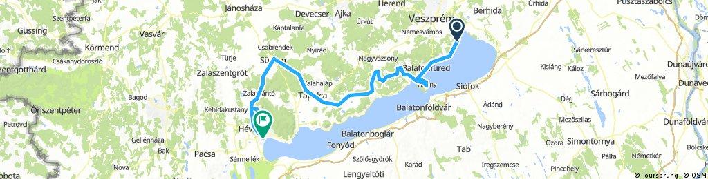 TdH2018 Stage1 Balatonalmadi-Keszthely