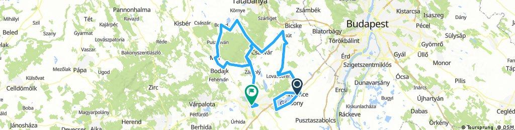 TdH2018 Stage2 Velence-Székesfehérvár