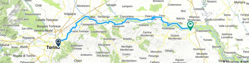 Torino - Casale Monferrato