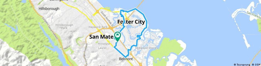 San Mateo, Belmont, Foster City, San Mateo