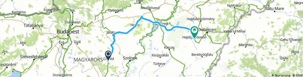 TdH2018 Stage3 Cegled-Hajduszoboszlo