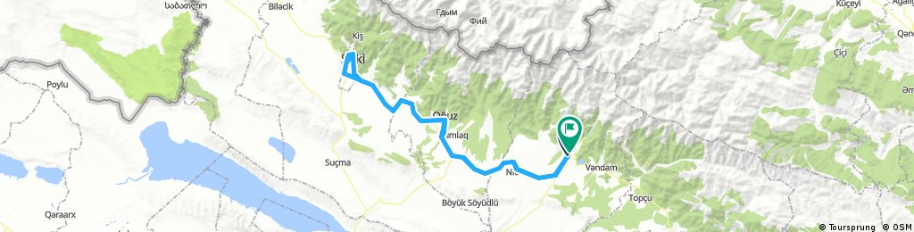Azerbaijan 17 - S3 Gabala