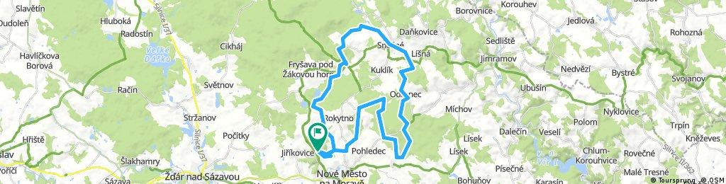 Cyklotrasy 020 - Žďárské vrchy (Ráj cyklistů, horolezců a houbařů)