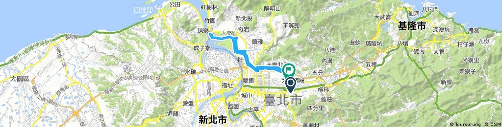 松山-圓山-關渡宮