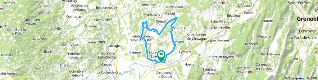 Essai GPS 64/590