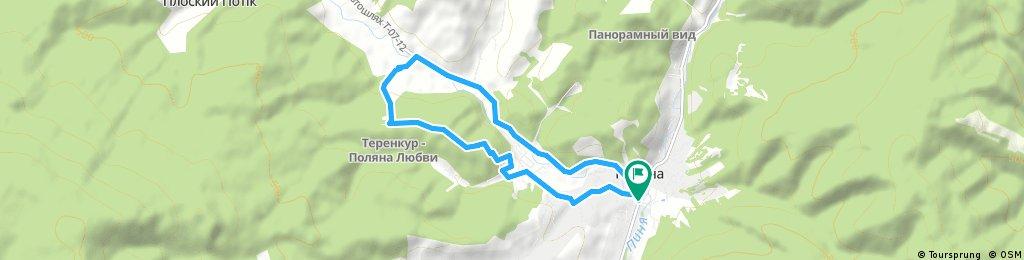 Polyana №1 (Гора Кохання)