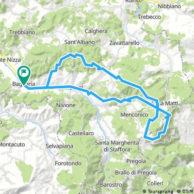 Giro a Bagnaria