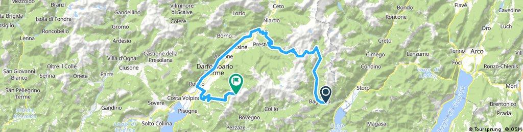Bagolino-Crocedomini-Plan di Montecampione