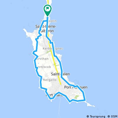 Tour de Quiberon