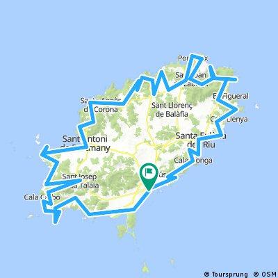 Volta a Eivissa
