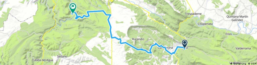 BCB. III Morciencuentros 5. Oña - Pesquera de Ebro