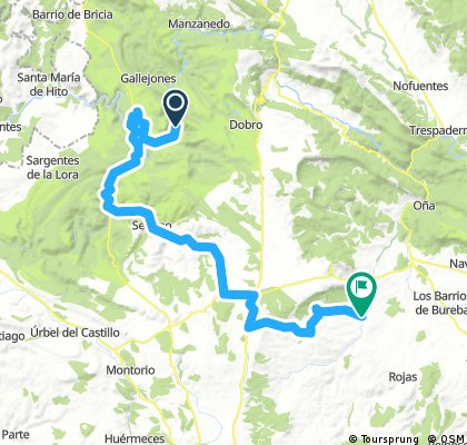 BCB. III Morciencuentros 6. Pesquera de Ebro - Lences