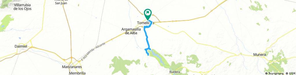 Tomelloso-Castilo