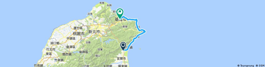 Three (3) Days Biking Tour in Northern Taiwan - Day 2