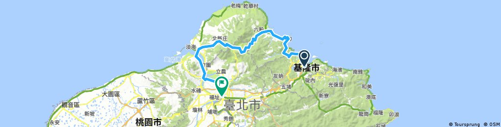 Three (3) Days Biking Tour in Northern Taiwan - Day 3