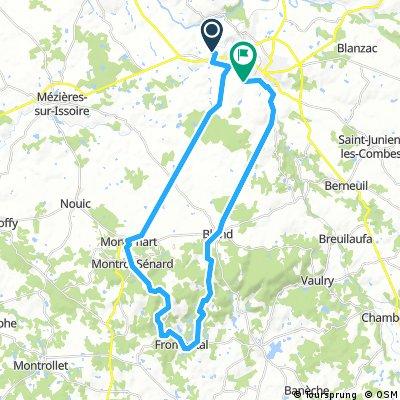 Mont Blond 25 Mile TT