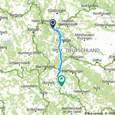 03. Witzenhausen - Tann