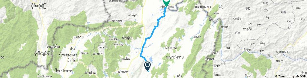 Tag 3 chiang rai- Chiang Saen