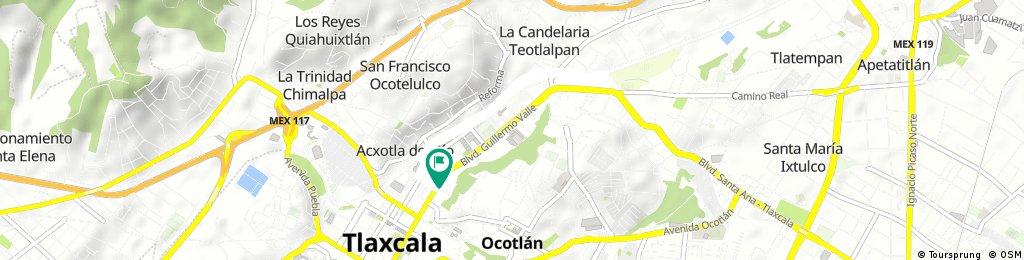 Rivereña Mercado-Tizatlan