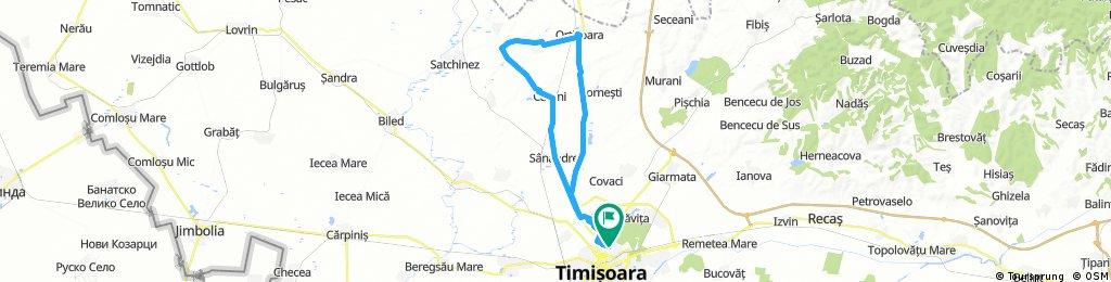 Timisoara - Calacea and back