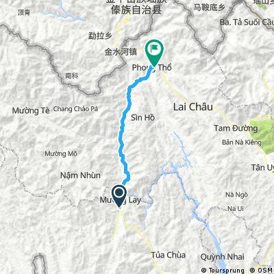 J55 - Mercredi 28 février 2018 – Murong Lay – Pa So (Phong Tho)