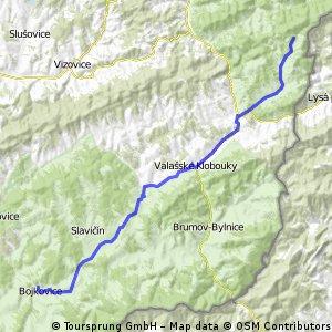Bojkovice , Valašská Senice