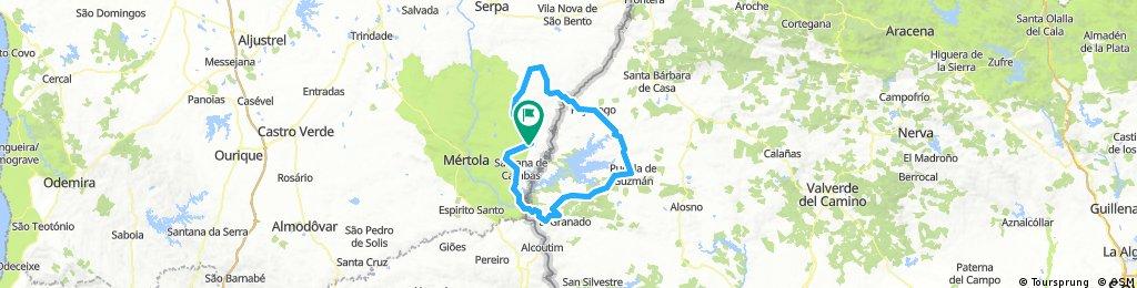 ESP 010: Über die Grenze nach Minas Sao Domingos