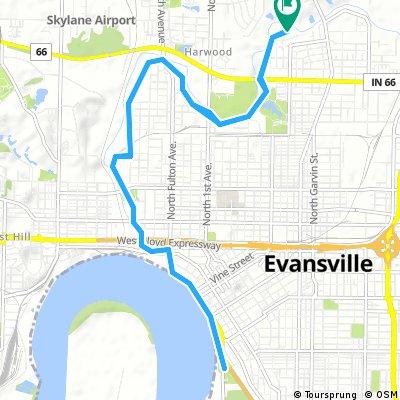 Evansville Greenway