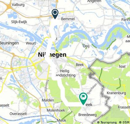 CS18 Tour 2: Ressen-Groesbeek