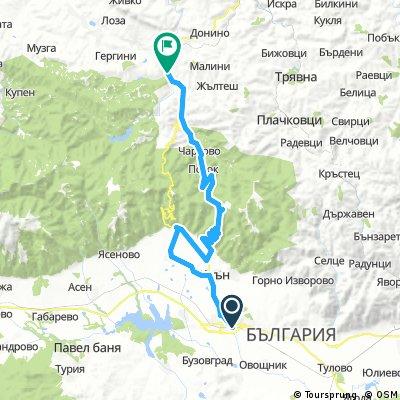 Kazanlak - Gabrovo
