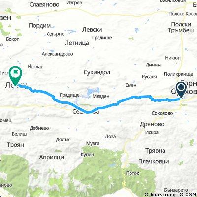 Veliko Tarnovo - Lovech