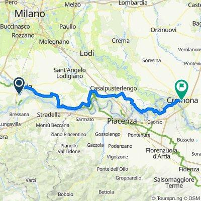 Pavia – Cremona